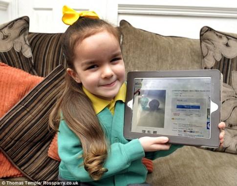 Bocah 5 Tahun Ini Jadi Pengusaha Paling Muda di eBay