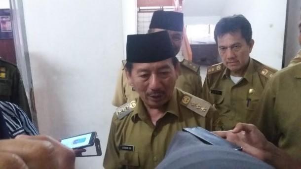 Herman HN Persilahkan BNN Tes Urine PNS Pemkot Bandar Lampung