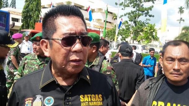 Bupati Nyabu, Anggota DPR Asal Lampung Henry Yosodiningrat Tak Kaget