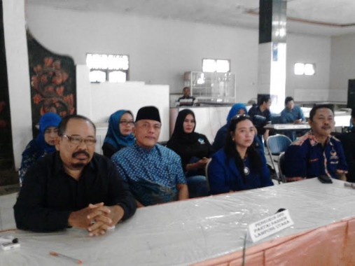Tokoh Politik Lampung Utara Imam Syuhada Gabung ke Nasdem