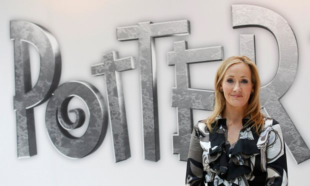 JK Rowling penulis serial novel Harry Potter | ist