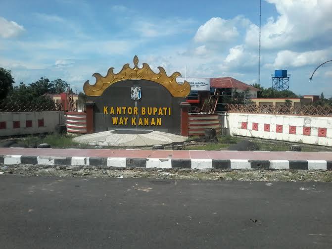 Kantor Bupati Way Kanan | Mukaddam/jejamo.com