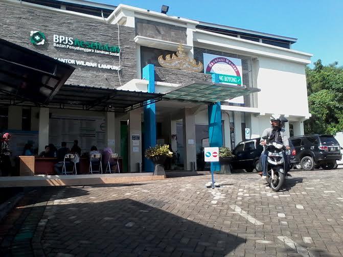 Kanwil BPJS Lampung | Sigit/jejamo.com