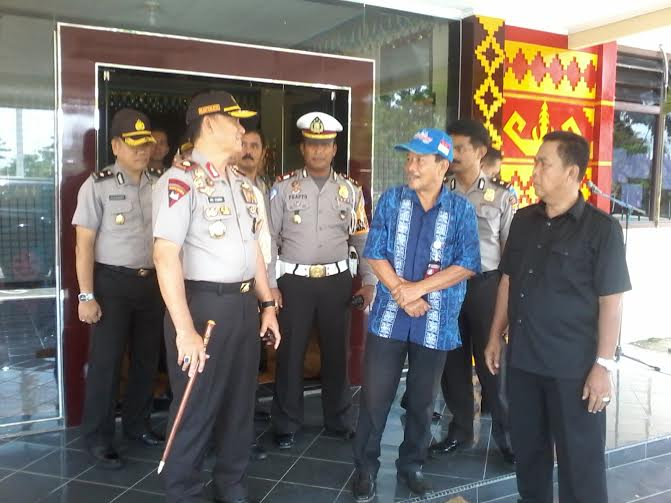 Kapolda Lampung Nyatakan Bentrokan di Gunung Terang Tulangbawang Barat Reda