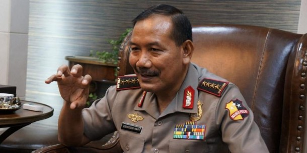 Dua Jenderal Bintang Dua Polisi Alih Fungsi jadi PNS