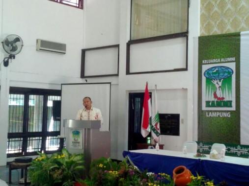 Keluarga Alumni KAMMI Lampung Dideklarasikan