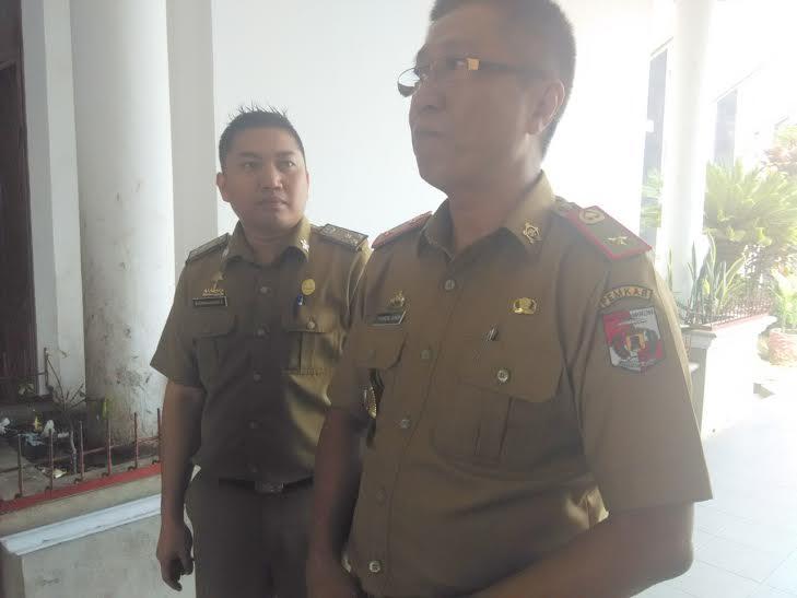 Syahrizal Kepala Bappeda Lampung Utara |Lia/jejamo.com