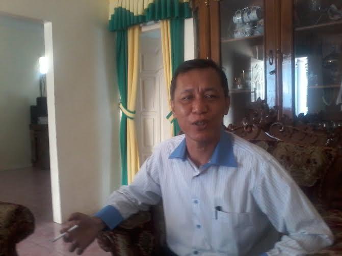 Ketua DPC Demokrat Mesuji Edy Anwar | Buhairi/jejamo.com