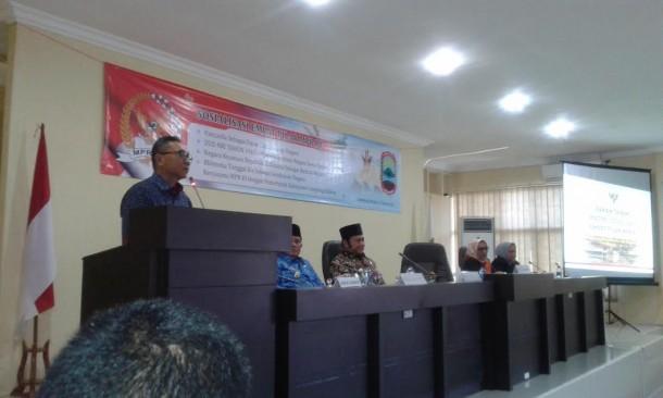 Zulkifli Hasan Nasihati Zainudin Hasan Soal Pendidikan Lampung Selatan