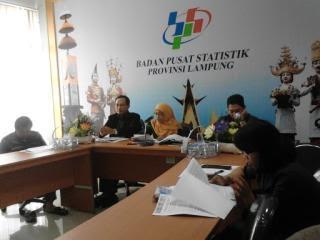 Tingkat Hunian Hotel Berbintang di Lampung pada Januari 2016 Turun 1,76 persen