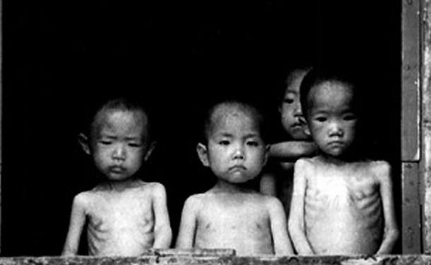 Rakyat Korea Utara Bersiap Menghadapi Bencana Kelaparan