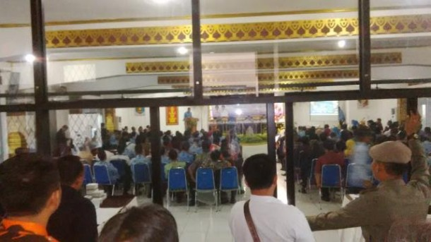 Terbengkalai, Bendungan Irigasi di Lampung Utara Tak Berfungsi Maksimal