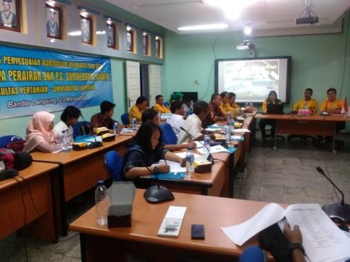 Lokakarya Perikanan di Unila: Lampung Produsen Ikan Terbesar