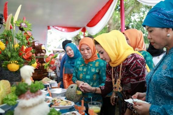 Lomba Masak Ikan Meriahkan Peringatan HUT ke-52 Provinsi Lampung