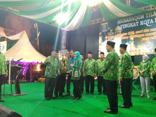 Ketua LPTQ Lampung Elya Muchtar Apresiasi MTQ Metro