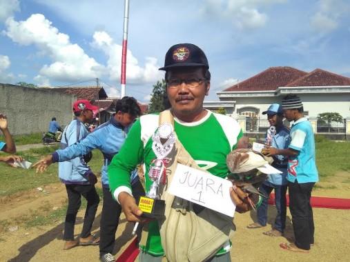 Seven Stars, 7 Pecinta Merpati Kolongan Asal Lampung Tengah