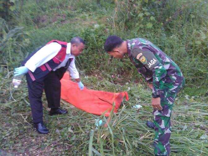 Breaking News: Mayat Laki-Laki Ditemukan di Jalan Raden Imba Kusuma Telukbetung, Diduga Korban Begal