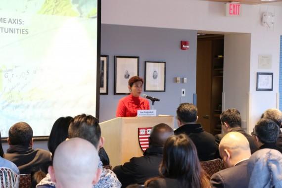Cerita Menteri Susi yang Lulusan SMP Menguliahi Mahasiswa Harvard University