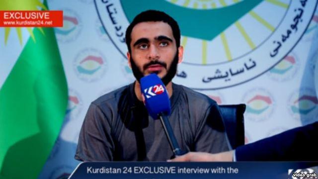 Mohammad Jamal Khweis. | voanews.com