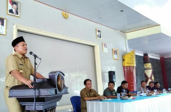 Advertorial: Bupati Lampung Tengah Undang Dirkrimsus Polda Lampung Berikan Penyuluhan Aparatur Pemerintah