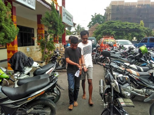 Rusuh Lapas Rajabasa, Ini 10 Napi Diperiksa Polresta Bandar Lampung