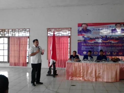 Dedi Amrullah Pimpin IPSI Bandar Lampung