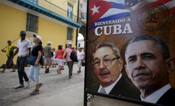 Setelah 88 Tahun, Presiden Amerika Akhirnya Kunjungi Kuba