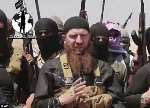 Omar Chechnya