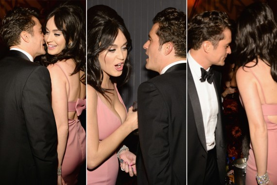 Orlando Bloom  dan Katy Perry