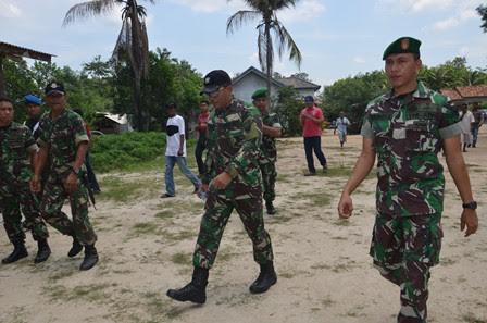 Bentrokan di Tulangbawang Barat Dipicu Uang Keamanan Menanam Singkong