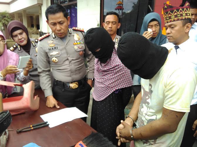 DPO Pencurian Sapi Lamteng Ditangkap Polsek Seputih Mataram