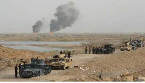ISIS Serang Barak Militer di Ramadi, 22 Tentara Irak Tewas