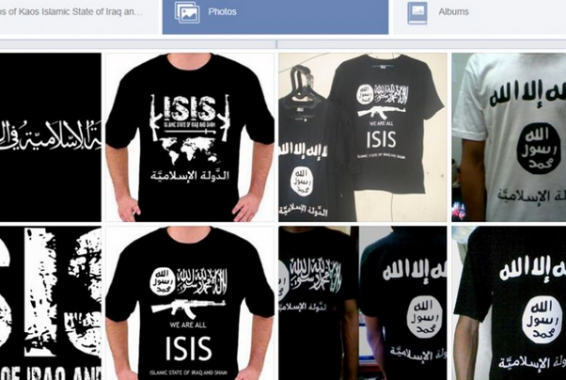 Makin Populer, Pernak-pernik ISIS Dijual Online