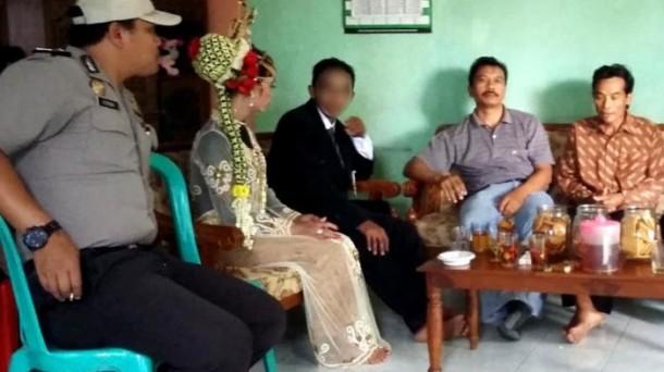 Pernikahan Digagalkan Polisi, Andini Alias Andi Budi Sutrisno Mengaku Sudah Move On