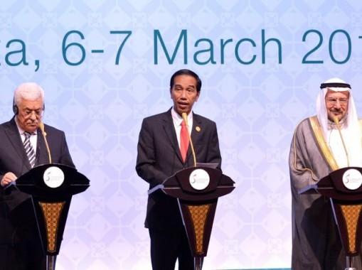 Presiden Jokowi Serukan Negara OKI Boikot Produk Israel