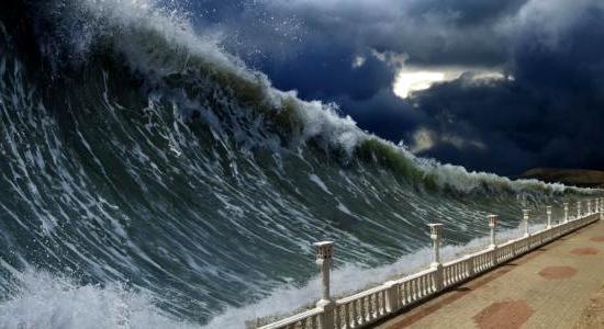 Potensi Tsunami