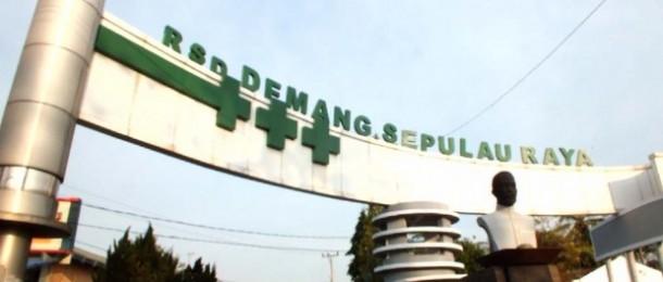 Bupati Lampung Tengah Tinjau Penataan RSUD Demang Sepulau Raya