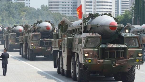Miliki Senjata Nuklir Mini, Korea Utara Siap Berperang