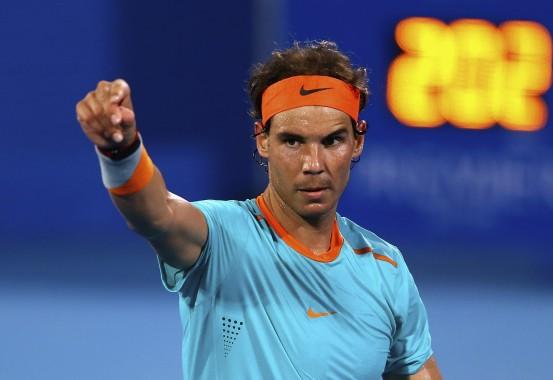 Rafael Nadal. | Ist