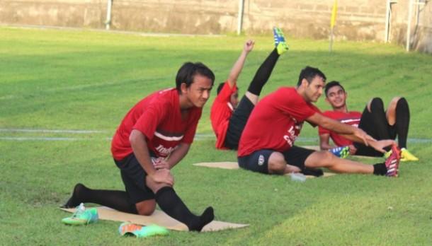 Jelang Trial Sporting Lisbon, Rafid Cucu Habibie Berlatih Bersama Bali United