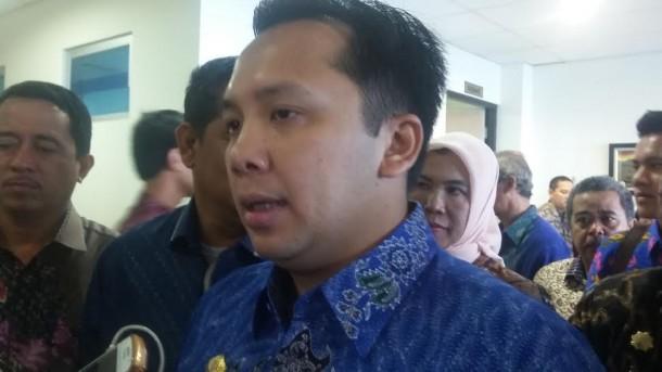 Gubernur Lampung M Ridho Ficardo. | Arif Wiryatama/Jejamo.com