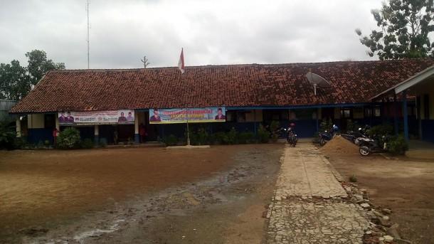 SMP PGRI 1 Kotabumi Lampung Utara. | Prika/Jejamo.com