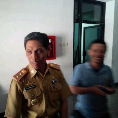 Kepala Inspektorat Provinsi Lampung Sudarno Edi | Sugiono/jejamo.com