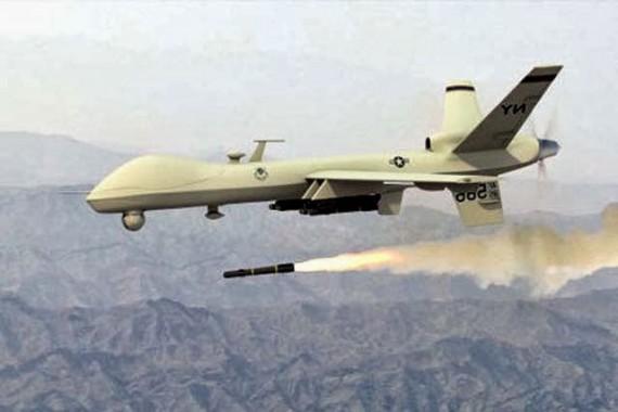 Serangan Drone Amerika