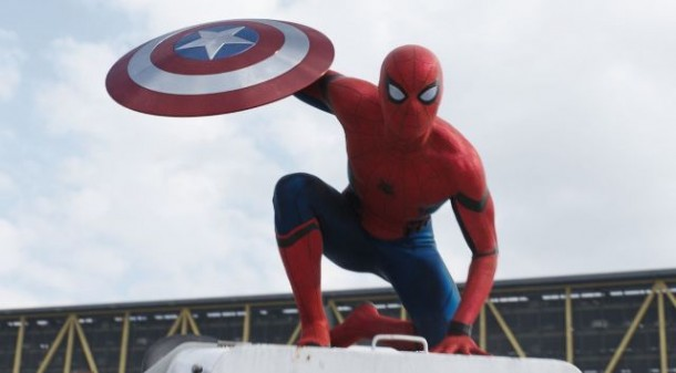 Heboh Spiderman Muncul di Film Captain America: Civil War