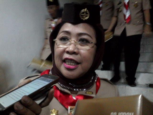 Sumiati Somad, Kepala Dinas Ketenagakerjaan dan Transmigrasi Lampung | Widya/jejamo.com