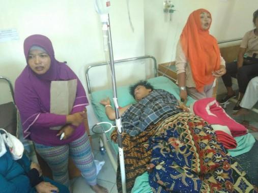 Pelaku Percobaan Pembunuhan Susi di Bandar Lampung Diduga Hendak Mencuri
