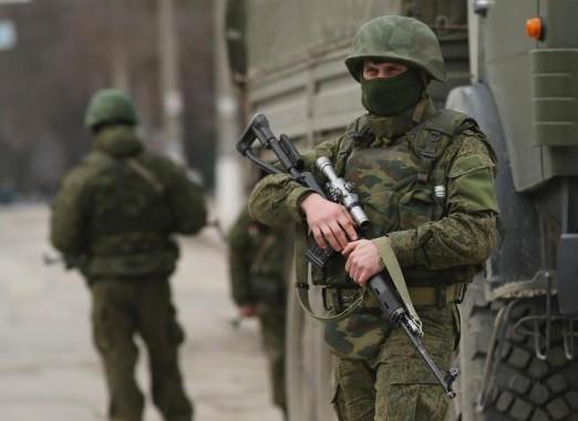 Tentara Rusia di Suriah