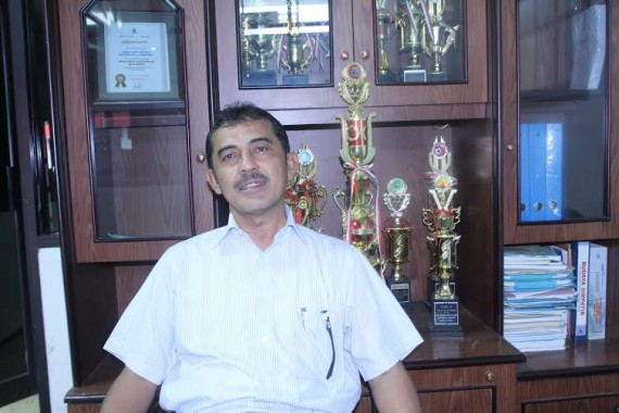 Kakandatel Kota Metro, Surya Santosa | Wahyu/jejamo.com