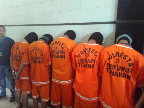 Kader PKS Kemiling Ikuti Tes kebugaran Demi Berkhidmat untuk Rakyat